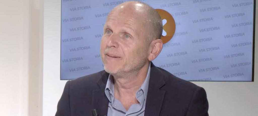Patrick Adler, directeur de publication chez Or Norme